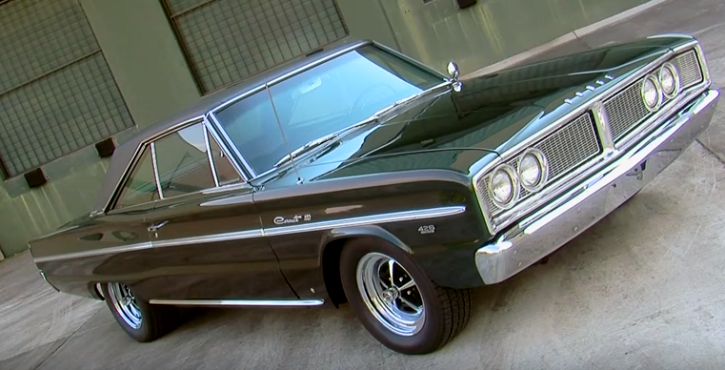 hemi powered 1966 dodge coronet all original