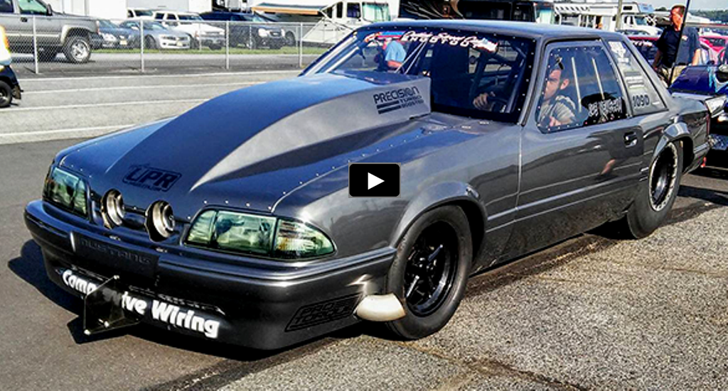INSANE 200mph+ FOX BODY MUSTANG