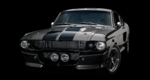 licensed 1967 mustang eleanor build