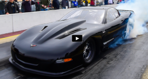 twin turbo c5 corvette lights out 7 winner