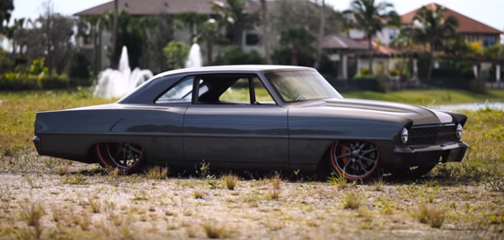 miranda built 1967 chevy nova upgrades