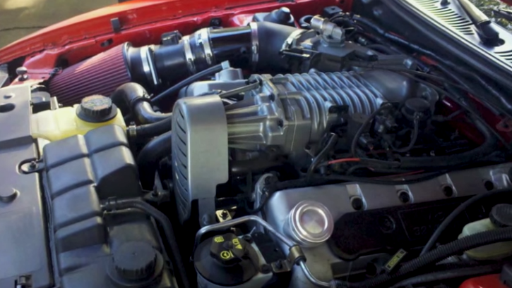 supercharged 2003 mustang mach 1 termi swap