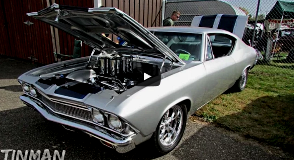 custom built 1968 chevrolet chevelle big block