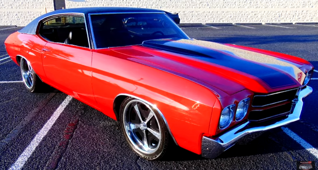 custom built 1970 chevy chevelle ss 572