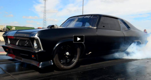 murder nova drag racing at lights out 7