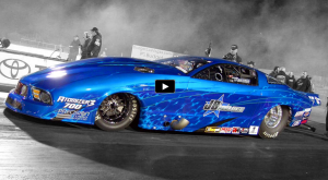 fiscus & bell racing new pro mod mustang