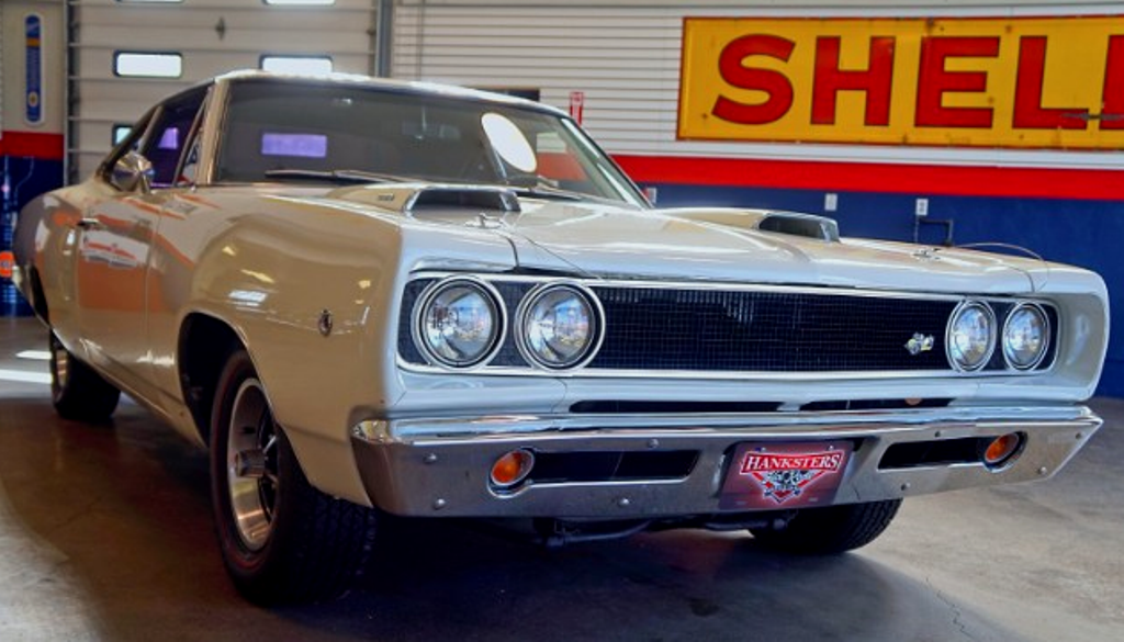 1968 dodge super bee numbers matching