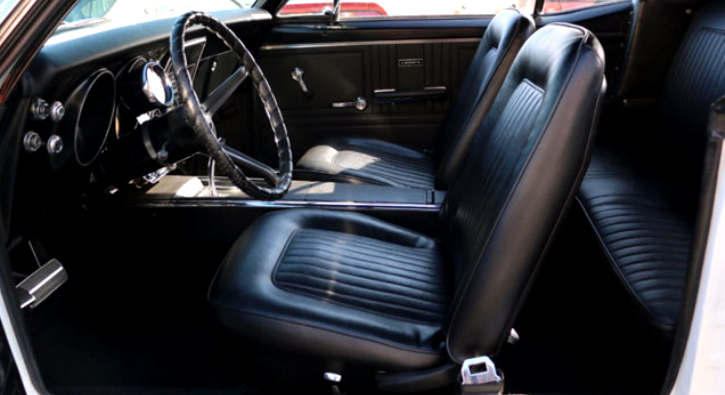 true 1967 chevy camaro ss 350 convertible review hot cars. Black Bedroom Furniture Sets. Home Design Ideas