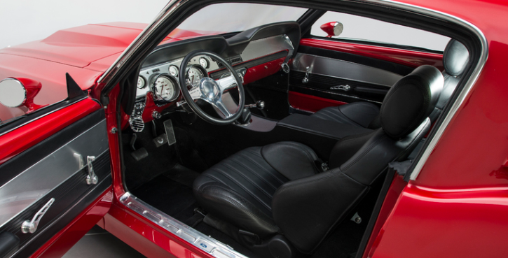 Award Winning 1967 Ford Mustang Pro Touring Build Hot Cars