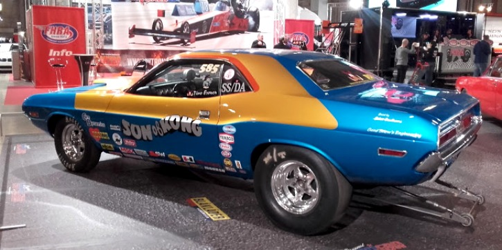 old school mopar drag cars video