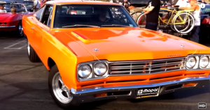 1969 plymouth road runner video