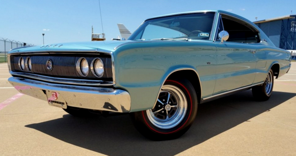 show quality 1966 dodge charger