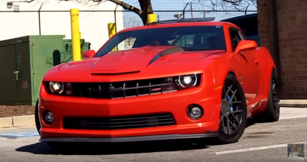 Old Muscle Cars For Sale >> 1000hp Twin Turbo Gen 5 Camaro SS on E85 | Video | HOT CARS