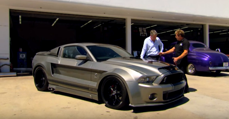 Modified shelby gt500 better than a veyron video hot cars - Mustang modification ...
