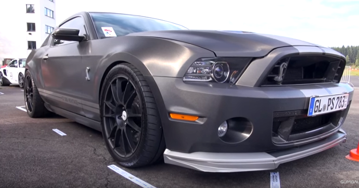 custom built ford mustang shelby gt500