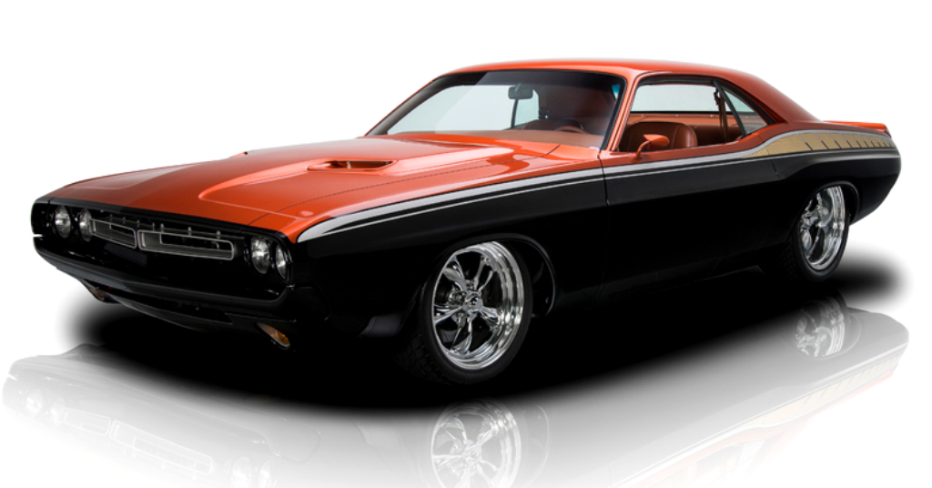 award winning 1971 dodge hemi challenger