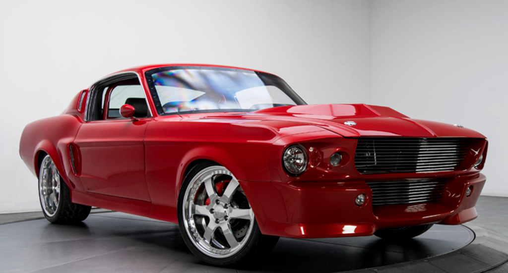 Eleanor Mustang For Sale >> Award Winning 1967 Ford Mustang Pro Touring Build | HOT CARS
