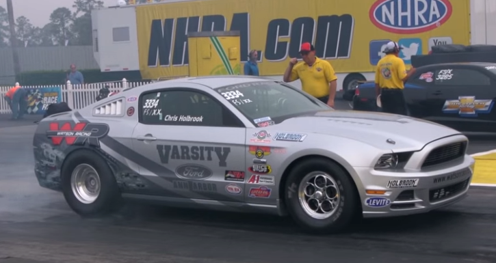 best of 2015 nhra ford performance team