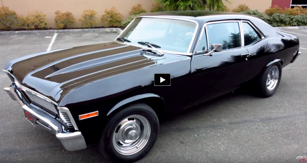 1970 chevy nova review and test drive