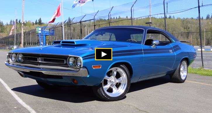 dodge challenger 340 six pack review