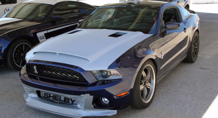 shelby 1000 the last mustang built by carroll hot cars. Black Bedroom Furniture Sets. Home Design Ideas