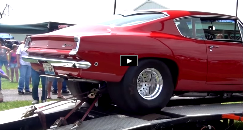 plymouth barracuda dyno testing video