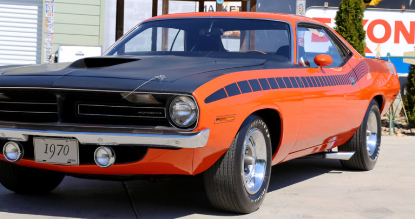original 1970 plymouth aar cuda review