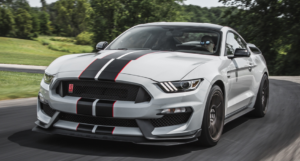 2016 shelby gt350r test drive
