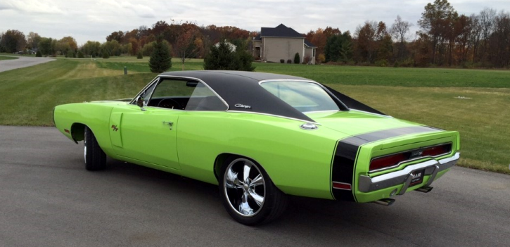 sublime 1970 dodhe charger custom 572 hemi