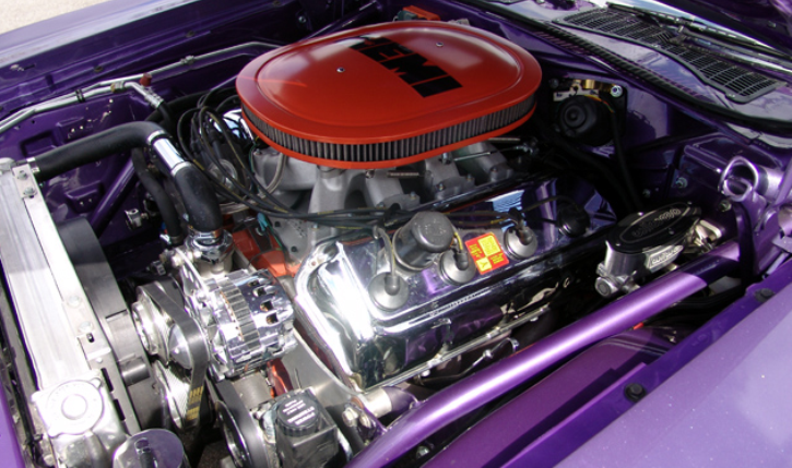hemi powered 1970 plymouth cuda pro touring for sale