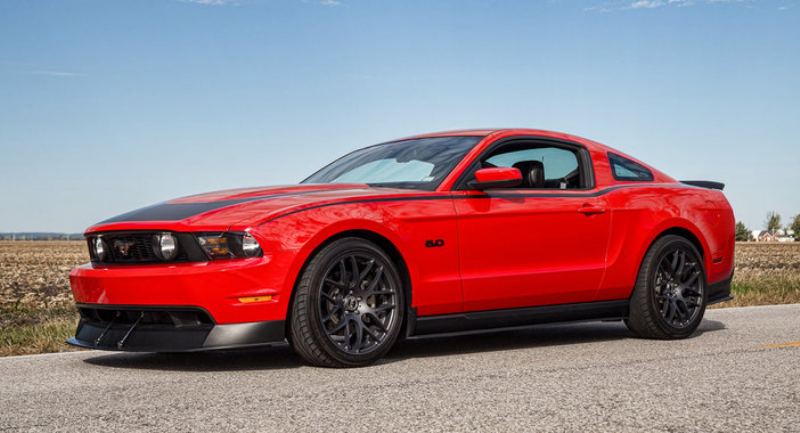 2012 mustang rtr limited edition review