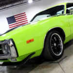 bright_green_1974_dodge_charger_se