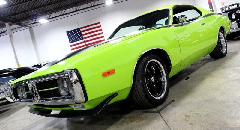 1974 dodge charger special edition video review