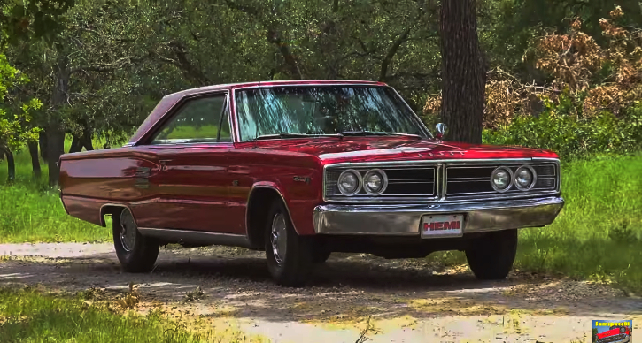 dodge hemi coronet survivor