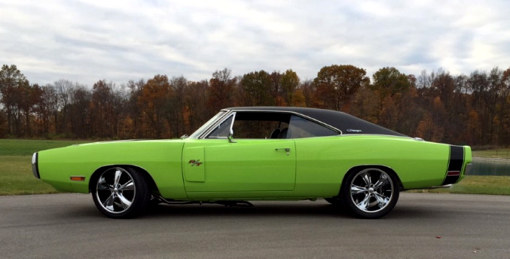 jason bair custom built 1970 dodge hemi charger sublime