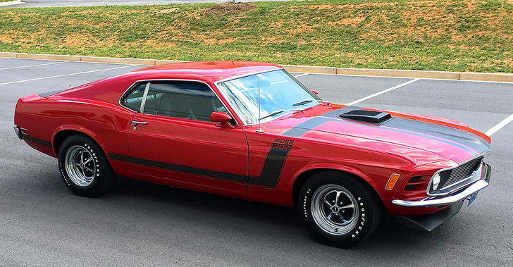 1970 ford mustang boss 302 w-code review
