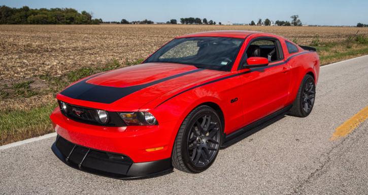 factory modified 2012 mustang gt 5.0