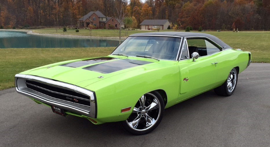 pro touring 1970 dodge hemi charger sublime