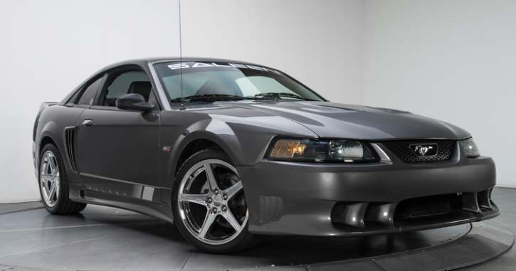 rare 2003 ford saleen mustang s281 review