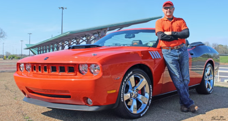 2009 challenger rt convertible hemi cuda conversion