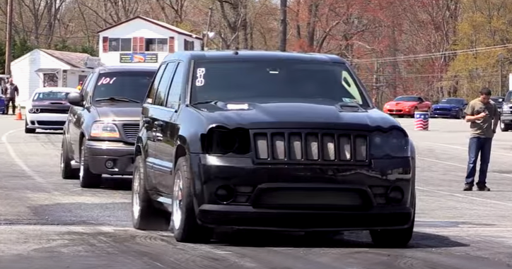 fastest naturally aspirated awd jeep hhp racing