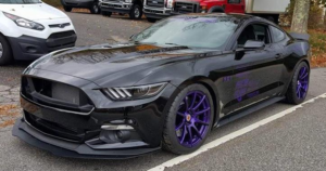 550hp turbocharged ecoboost 2015 mustang rc1