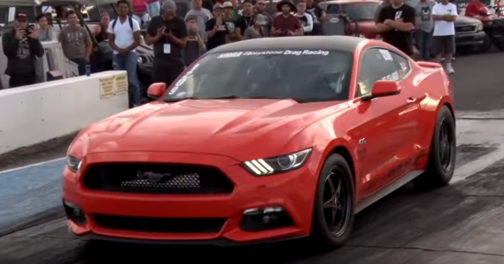1400hp mustang gt hellion turbo