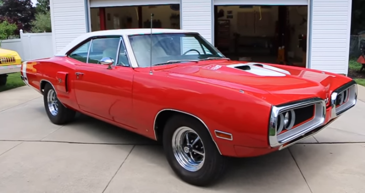 original 1970 dodge hemi coronet video review