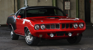 rare 1971 plymouth cuda restoration