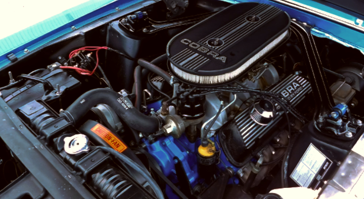 convertible 1968 shelby gt350 mustang