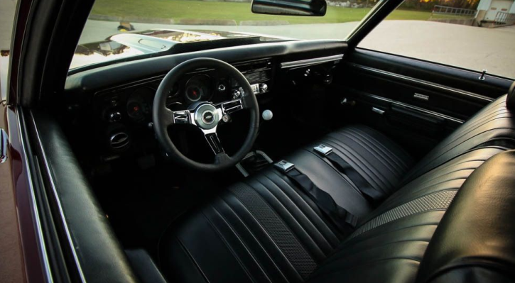 awesome 1969 chevy chevelle restoration up close hot cars. Black Bedroom Furniture Sets. Home Design Ideas