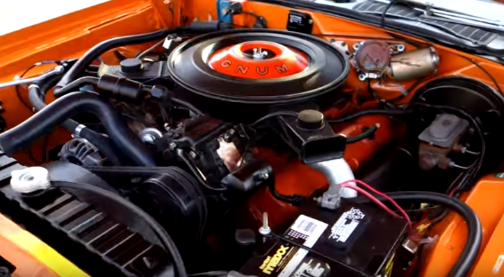 go mango 1970 dodge challenger 440 magnum video