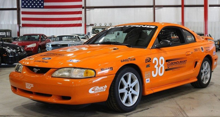 rare 1995 ford mustang gt