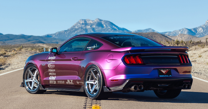 customized 2015 mustang gt video